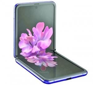 Galaxy Z Flip 摺埋如化妝鏡