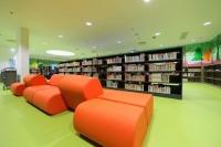 澳門最大圖書館率先體驗
