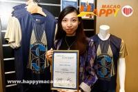 新濠影滙T恤設計比賽冠軍作品公開發售