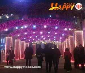 金沙度假區新春佳節節目