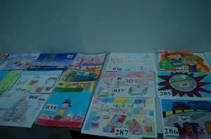 畫出郵票故事比賽結果
