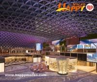 世界之最數碼藝術  美獅美高梅視博廣場