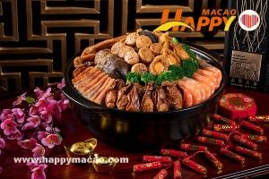 漁人碼頭佳餚盛宴迎新歲