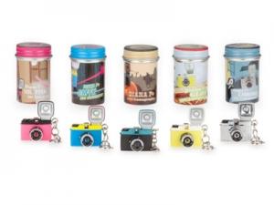 LOMO相機鎖匙扣 添生活色彩