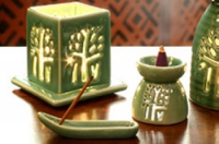 蒔蘿檀香金彩禮盒