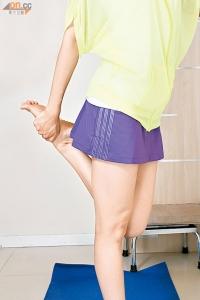 紓壓運動力保美腿健康