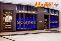 FRANCK MULLER專賣店進駐時尚匯