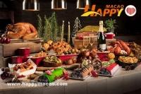 喜來登環球美饌與您共度佳節