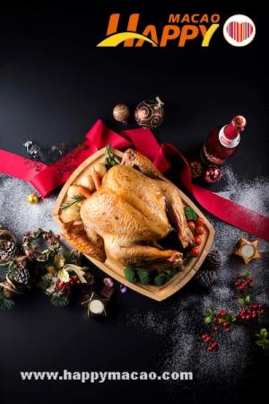 星際酒店聖誕新年美食盛宴