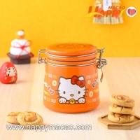 澳門7仔限定 Hello Kitty曲奇陶瓷罐