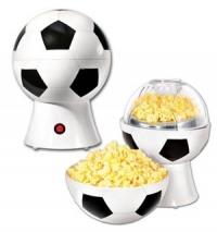 足球形自製爆谷機