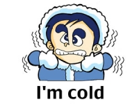 預防低溫症