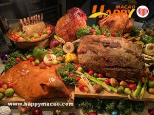 任食韓美日牛壽喜燒鐵板燒賀聖誕