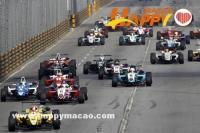 第五十九屆澳門格蘭披治大賽車賽程
