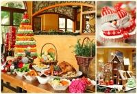 聖誕自助晚餐@海風餐廳