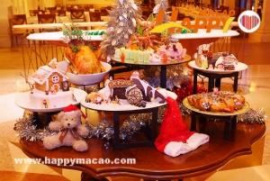 怡景聖誕除夕饕餮盛宴