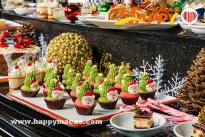 2018聖誕新年大餐及自助餐一覽表