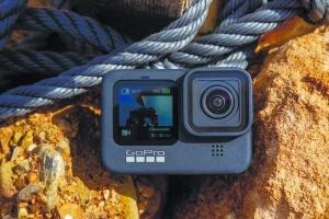 GoPro Hero 9 Black 彩螢幕拍5k