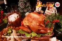廣州君悅聖誕新年美食佳餚