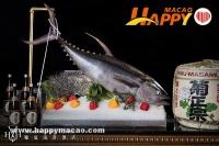 黃鰭吞拿魚主題自助餐