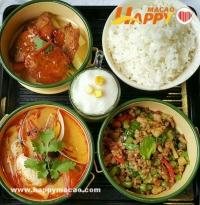 暹羅屋呈獻傳統和新派泰國菜