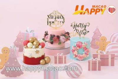 Vive聖誕蛋糕