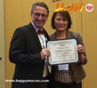 澳大教授獲美2016年傑出書籍獎