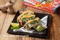 正宗墨西哥味  星期二吃墨西哥卷餅