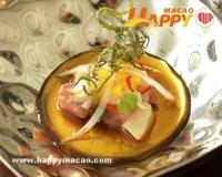 日式秘魯菜進駐美高梅