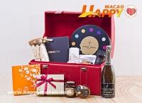美高梅X亞洲最佳甜品師聯手呈獻月餅禮盒