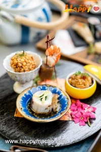 江戶日料挑戰賽得獎料理幸の春和宴