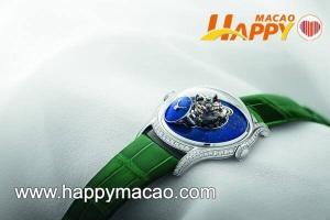 為女性而設的3D腕錶