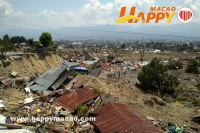 助印尼海嘯災民渡過難關