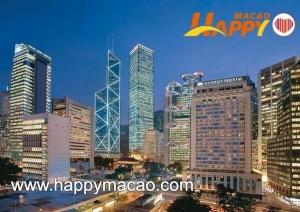 香港文華東方酒店Pierre閉幕晚宴
